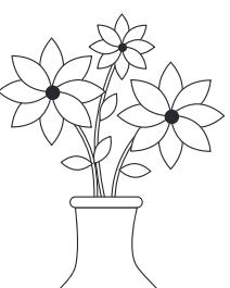 Grace In A Vase